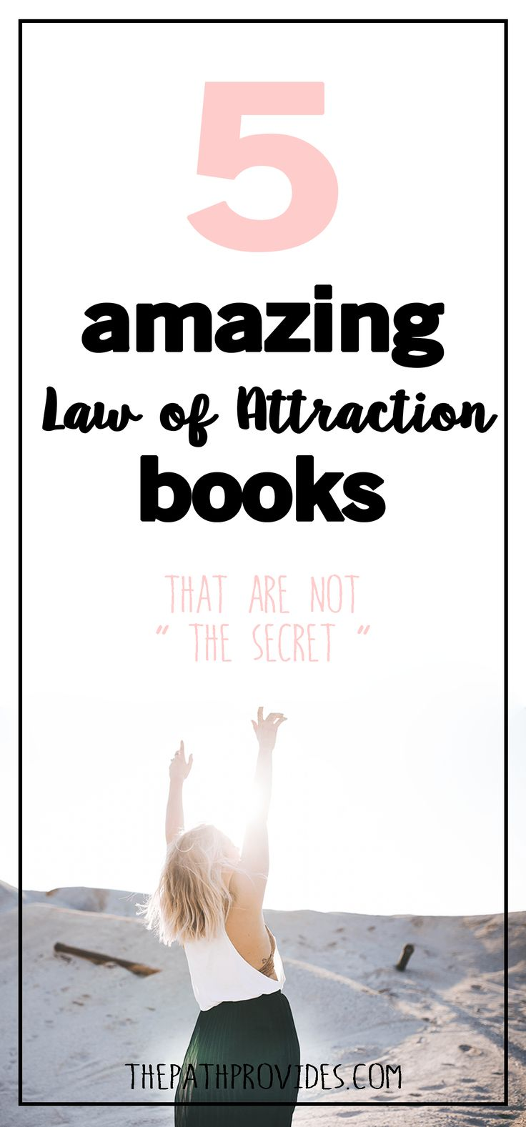 "I have collected here a short but oh-so-sweet list of my favorite books on the Law of Attraction that are not ""The Secret""."