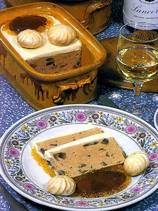 9 best terrines images on pinterest | bacon and ducks