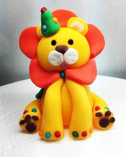 A fairy lion - Cake by ggr