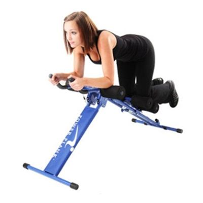 Looking for the best ab exerciser, which could give you comfort of doing various abs exercises at home without any inconvenience? Then, having power plank ab exerciser at home can solve your problem. It uses reverse crunch technology which gives you an impeccable way of getting shredded six pack abs. It is an ideal fitness gadget which provides additional support while doing the workout.