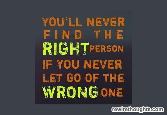 Finding The Right Person Quotes. QuotesGram