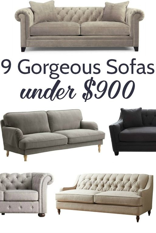 cheap sofas 9 under 900 - Cheap Couches For Sale Under 100