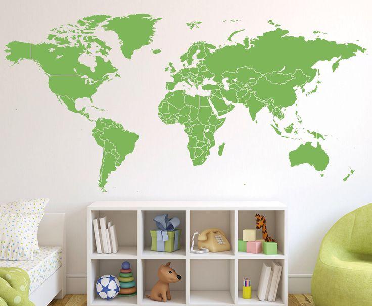 93 best cartes du monde images on pinterest world maps. Black Bedroom Furniture Sets. Home Design Ideas
