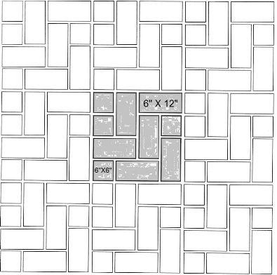 Mosaic Floor Tiles Ireland