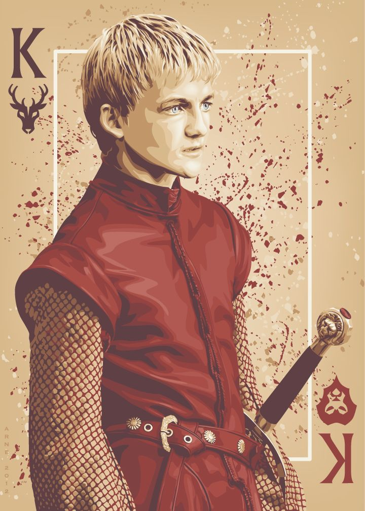 King Joffrey Lannister - Game of Thrones - ratscape