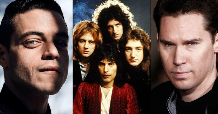 Queen Biopic Gets X-Men Director, Rami Malek Is Freddie Mercury -- The iconic rock band Queen has personally confirmed that Bryan Singer will direct Bohemian Rhapsody with Rami Malek set to star. -- http://movieweb.com/bohemian-rhapsody-movie-bryan-singer-director-rami-malek/