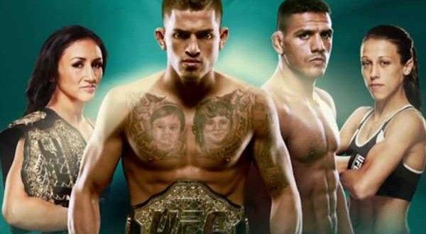 UFC 185 Preview and Picks   TalkingBrawlsMMA.com