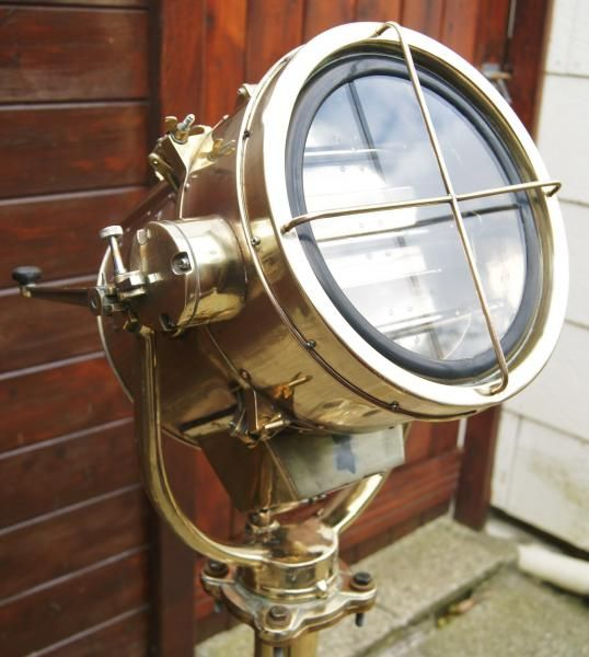 Antique Perko Navigation Lights Vintage Authentic Naval: 137 Best Antique Ships Lantern Lamp Light