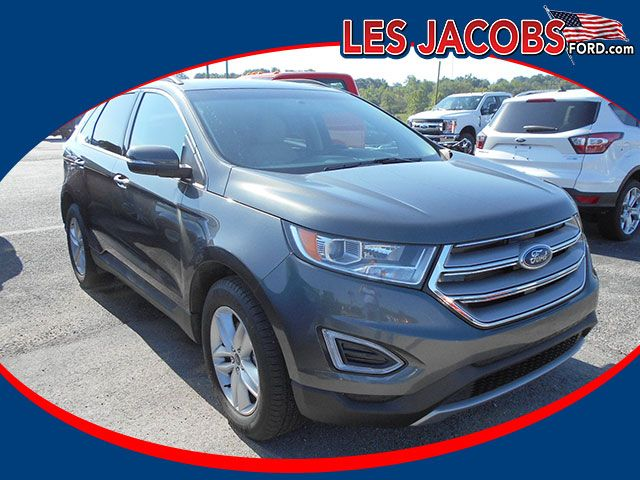 5908 2018 Ford Edge Sel Awd Large Touchscreen Display W