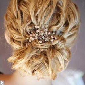 Best Wedding Hair | Wedding Hair Updos | Wedding Hair Inspiration: Hair Ideas, Up Dos, Bridesmaid Hair, Wedding Updo, Hair Pieces, Fine Hair, Hair Style, Wedding Hairstyles, Curly Hair