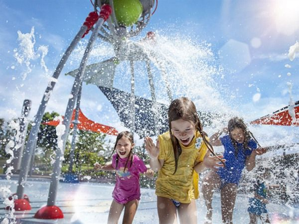 Five free water parks in Brisbane's backyard! | Visit Brisbane