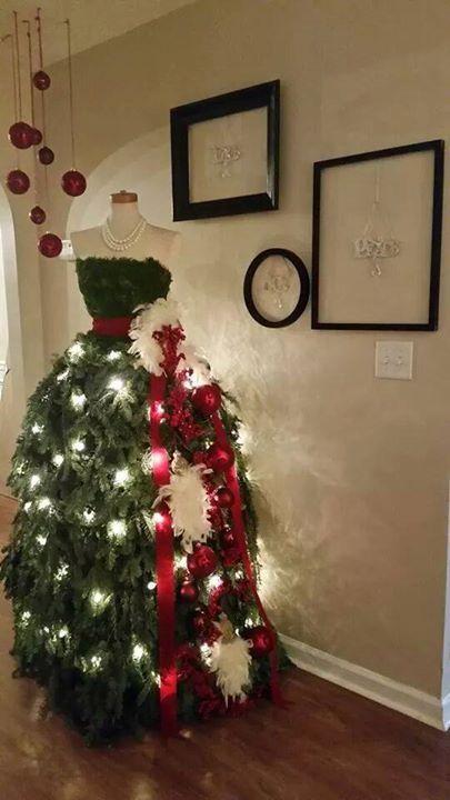 Gorgeous Christmas Tree Dress                                                                                                                                                      More