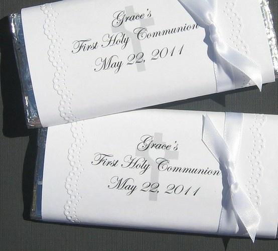 Communion Party Favors