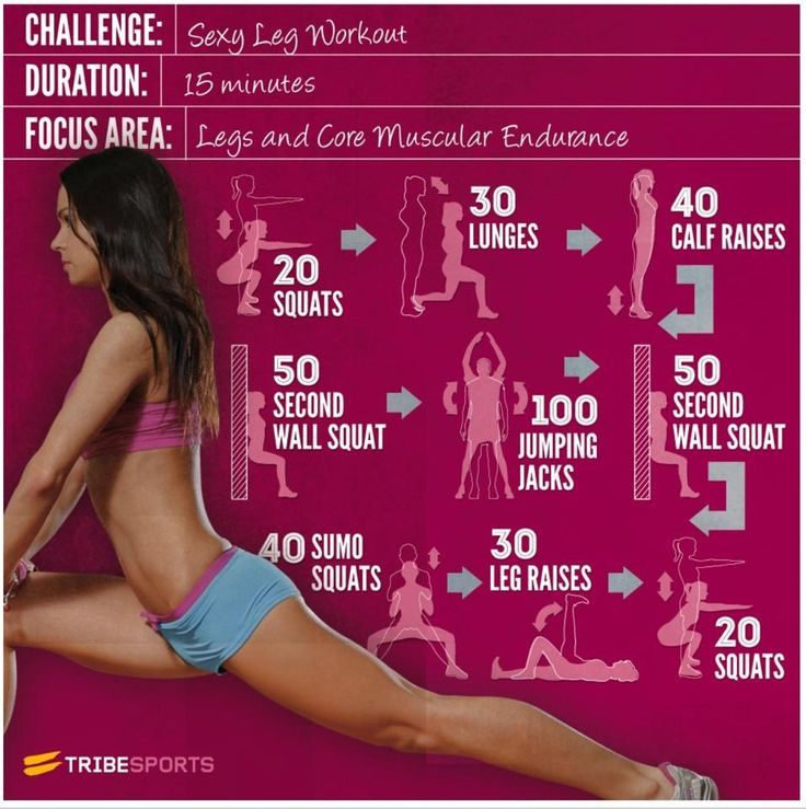 The 15 minute Killer Leg Workout! You will hate it and love it at the same time.