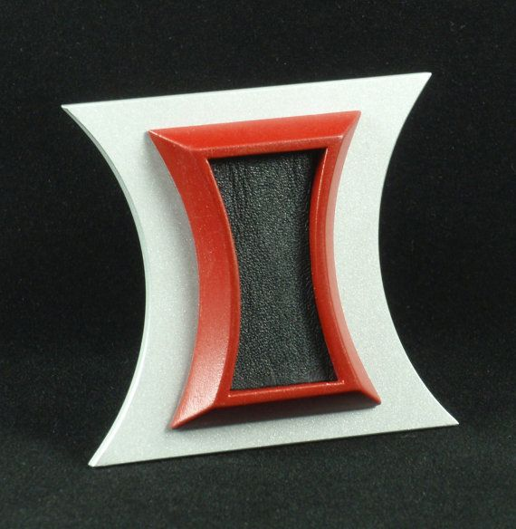 Black Widow Belt Buckle from The Avengers by PerfectTommyAutomail