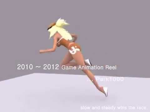Game Animation Reel 2010~2012 - YouTube