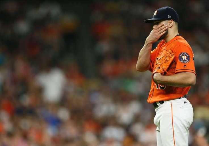 Each MLB playoff contender's biggest weakness  - aUGUST 30, 2017:  AMERICAN LEAGUE:     HOUSTON ASTROS — STARTING PITCHING  -   Dallas Keuchel is great, but the Astros have had depth issues beyond him. Lance McCullers is the team's second best starter, and he currently finds himself on the disabled list with back issues.  MORE...