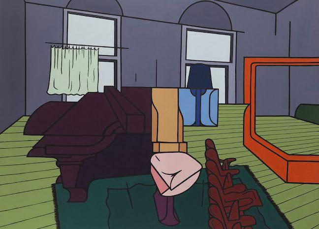 Galerie Daniel Templon - Artist-Valerio Adami