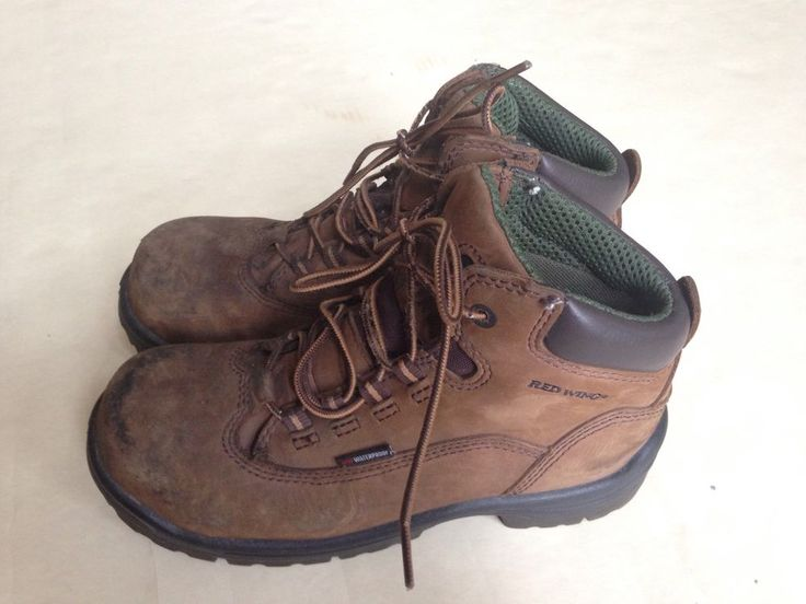 Red Wing King Toe Boots - Boot Ri