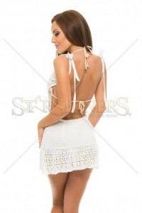 Rochie cu spatele gol 3