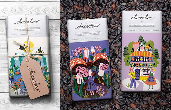 20 Fresh Cool & Creative Food Packaging Design Assemblage For Inspiration