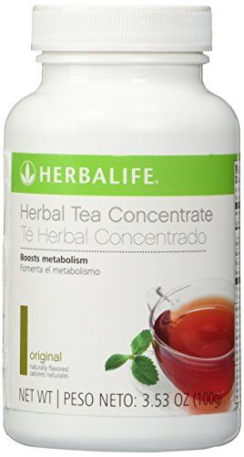 HERBALIFE HERBAL TEA CONCENTRATE - ORIGINAL FLAVOR 3.53 OZ * You can get more details by clicking on the image. #Fitness