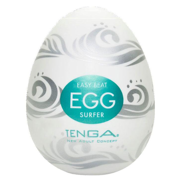 TENGA Egg Masturbator in Surfer