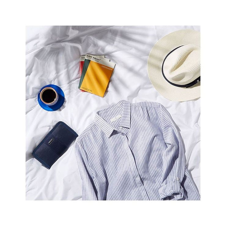 The Effie shirt is a true summer staple. Worn simply on its own or layered at the beach it will always look beautiful. Buy online now #linkinbio  #spring17 #style #fashion #shirt #linen #flatlay