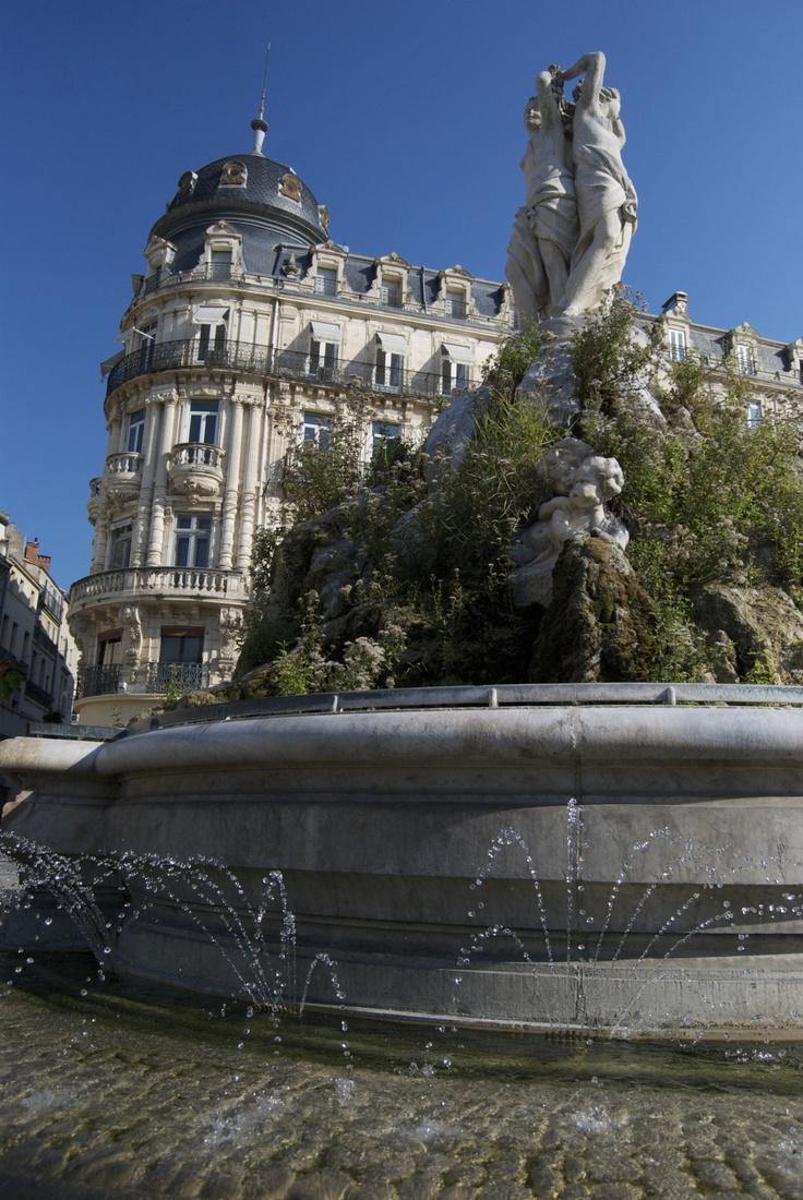 Fresh Place de la Comedie Montpellier