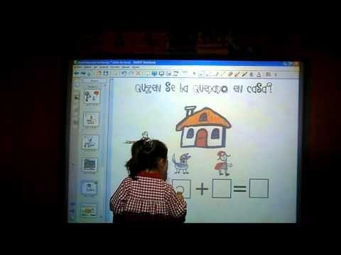 Cómo hacer asamblea y rutinas de la mañana en Infantil con la PDI - YouTube
