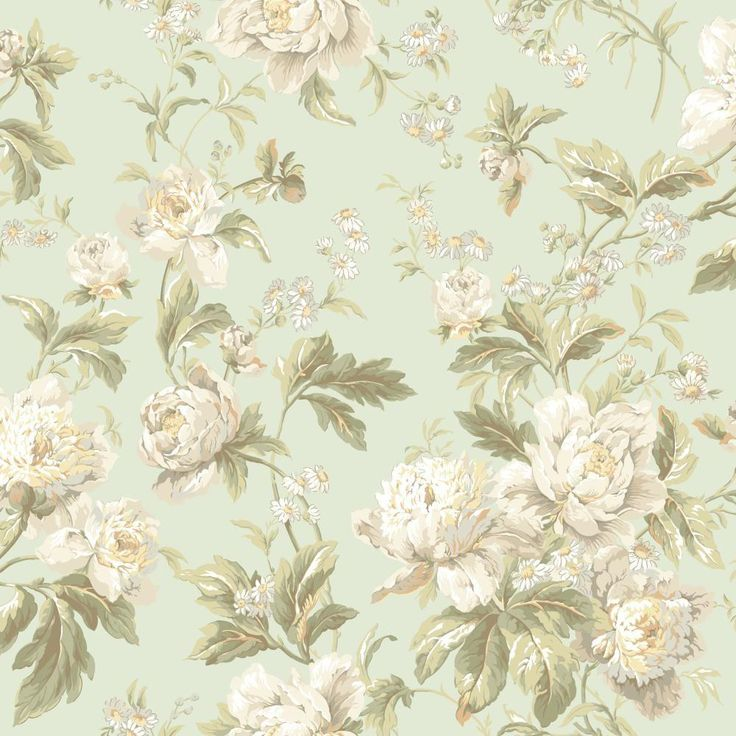 23 best Wallpaper images on Pinterest | Waverly wallpaper, Fabric ...