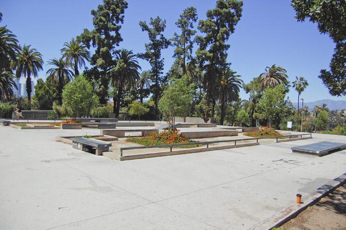 HollenbecK Skate Plaza - Rob Dyrdek Foundation