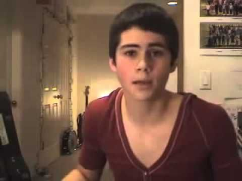 Dylan O'Brien - Wanna Be - YouTube