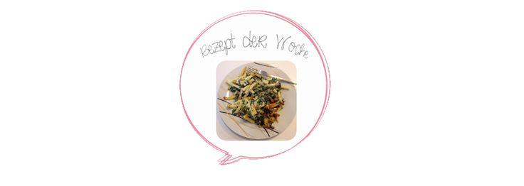 Rezept der Woche: Makkaroni-Spinat-Auflauf - Zauberzicken