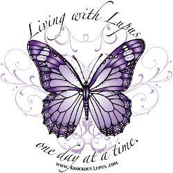 Lupus butterfly. Cafepress.com