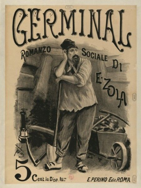 Bugünü anlatan kitap: Germinal: Émile Zola http://www.imge.com.tr/product_info.php?products_id=104402