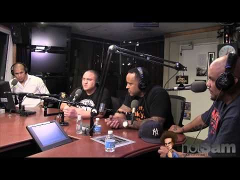 Sam Roberts Roundtable w/ MVP, Low Ki, Samoa Joe, & Homicide - YouTube