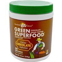 Amazing Grass, Green SuperFood, Chocolate Drink Powder, 8.5 oz (240 g) - iHerb.com