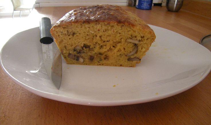 Recette de base pour un cake végétarien sans gluten (PL)