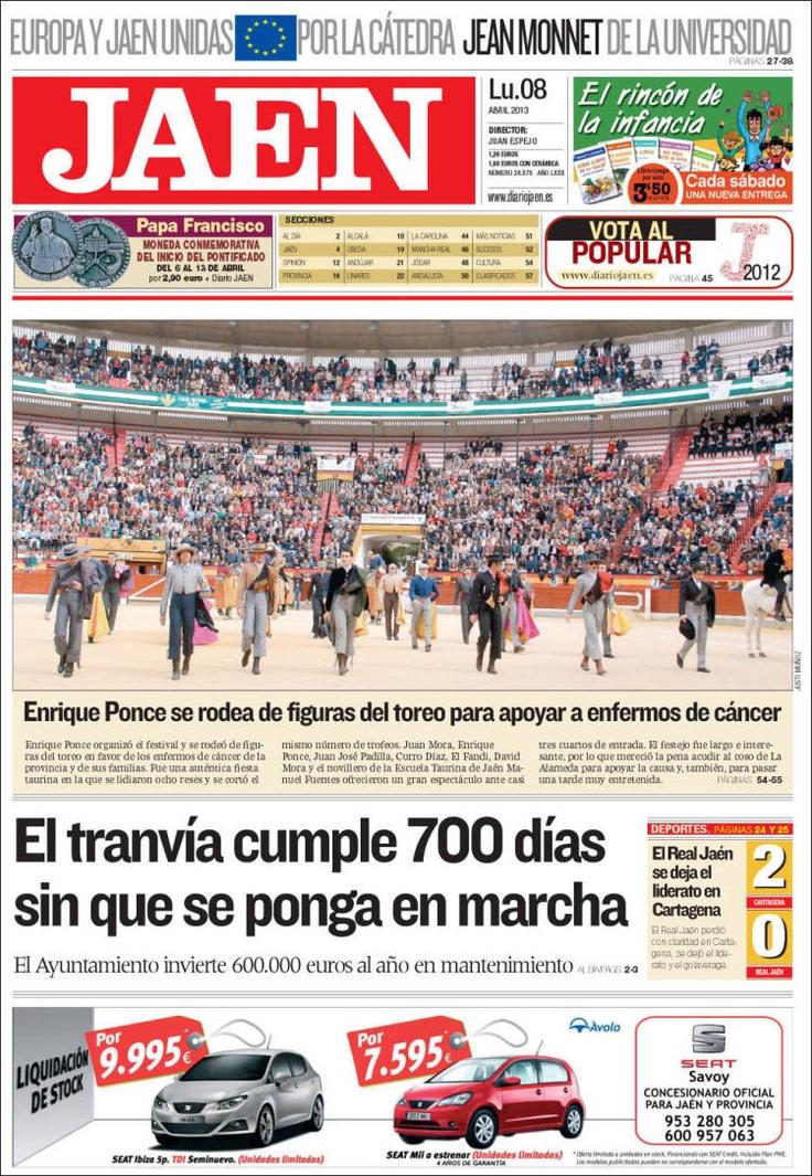 JAÉN. (Diario de).