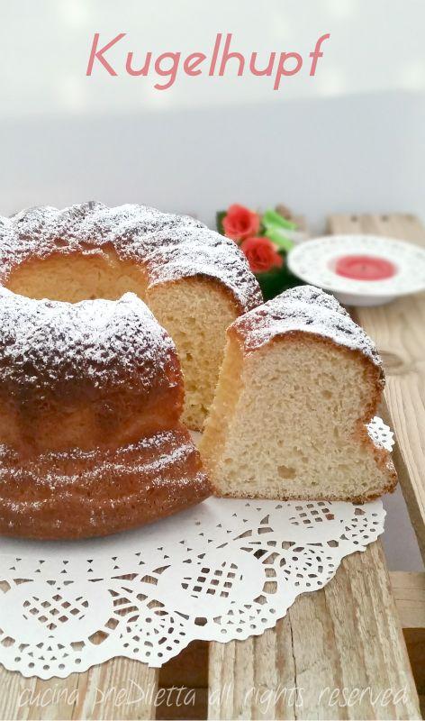 Kugelhupf (o Gugelhupf), dolce tipico natalizio