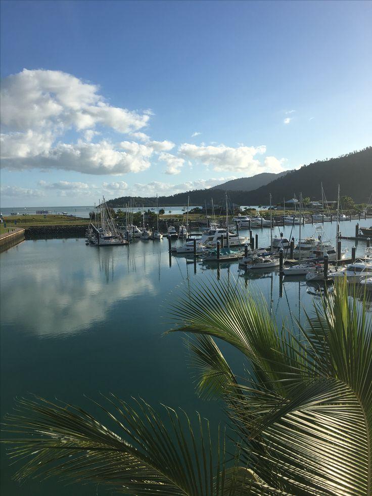 Marina, Airlie beach