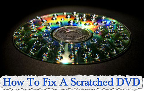 how to fix a scratched dvd cleaning and restoring pinterest fix scratched dvds and to fix. Black Bedroom Furniture Sets. Home Design Ideas