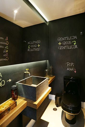Casinha colorida: Brasil mostra a sua cara: um apartamento com cara de loft