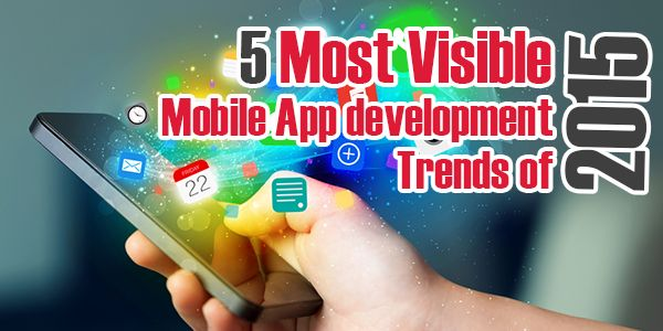 http://goo.gl/ZLK3mo The 5 best technological advancements in mobile app development of 2015 #appdevelopment #appdevelopmenttrends #mobileappdevelopment