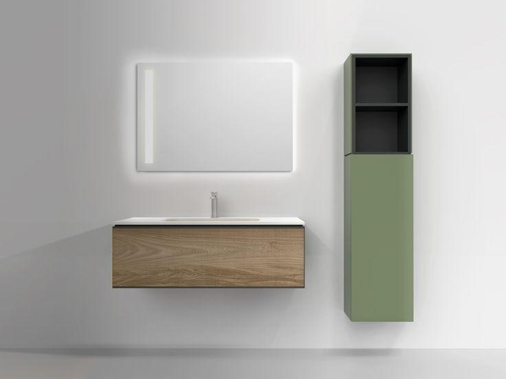17 migliori idee su rinnovamento di mobili su pinterest - Nuove tendenze bagno ...