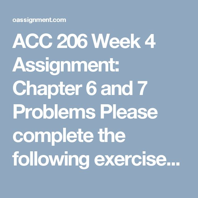 acc 205 week k5 final assignment We offer fin 571 week 1, week 2, week 3, week 4, week 5 individual and team assignments and here also find fin 571 dq and entire course study materials.