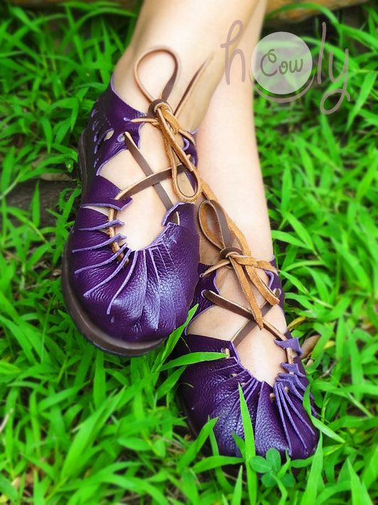 Sandals Leather Sandals Boho Sandals Womens door HolyCowproducts