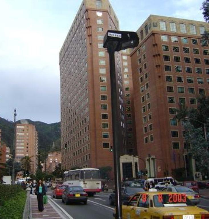 Calle 72, Bogotá
