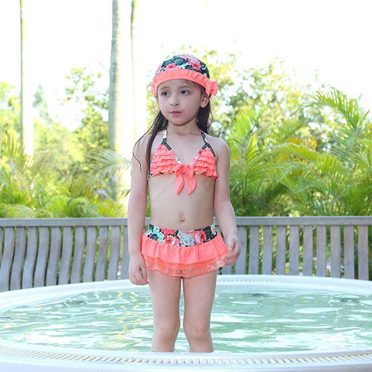 $23.15 (Buy here: https://alitems.com/g/1e8d114494ebda23ff8b16525dc3e8/?i=5&ulp=https%3A%2F%2Fwww.aliexpress.com%2Fitem%2FHOT-Children-Swimwear-Falbala-Bow-Cute-Girls-Swimwear-Baby-Kids-Floral-Bikini-Swimsuits-Biquini-Chid-2016%2F32739966514.html ) HOT! Children Swimwear Falbala Bow Cute Girls Swimwear Baby Kids Floral Bikini Swimsuits Biquini Chid 2016 Bathing Suit With Hat for just $23.15